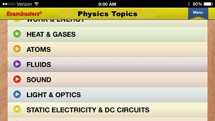 ASVAB Science Prep Flashcards Exambusters screenshot-4