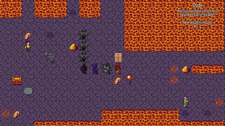 Siralim (RPG / Roguelike) screenshot-3