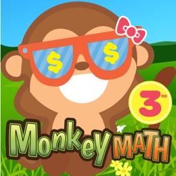 3rd Grade Math Curriculum Monkey School
