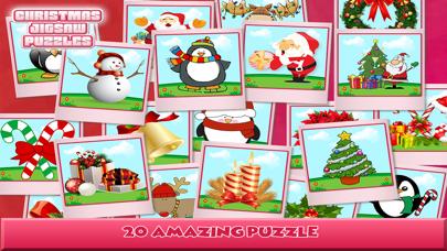 New Christmas Jigsaw Puzzles screenshot two