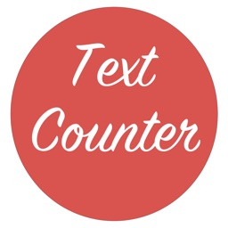 Text Counter for iPad
