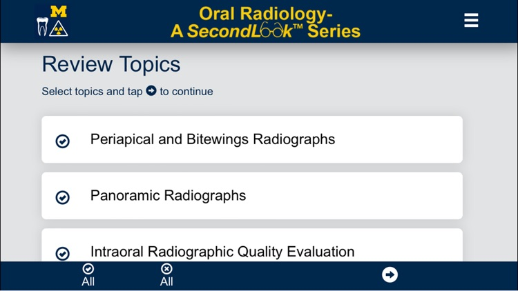 Oral Radiology - SecondLook