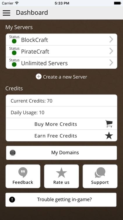 Server Maker - Multiplayer for Minecraft PE