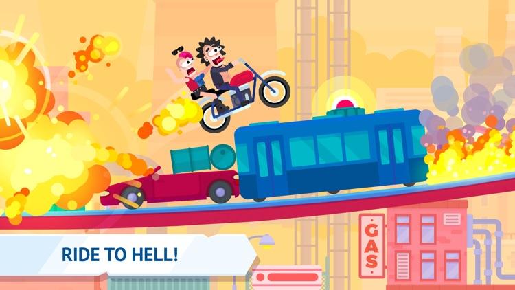 Happy Racing - Top Wheels Game app image