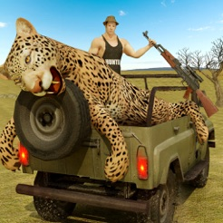 Safari Sniper Animal Hunting Game