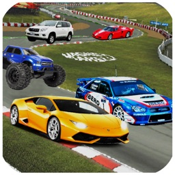 Off Road Car Racing - Shooting Car