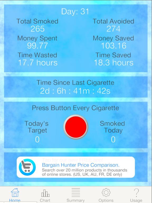 Kick the Habit: Quit Smoking screenshot