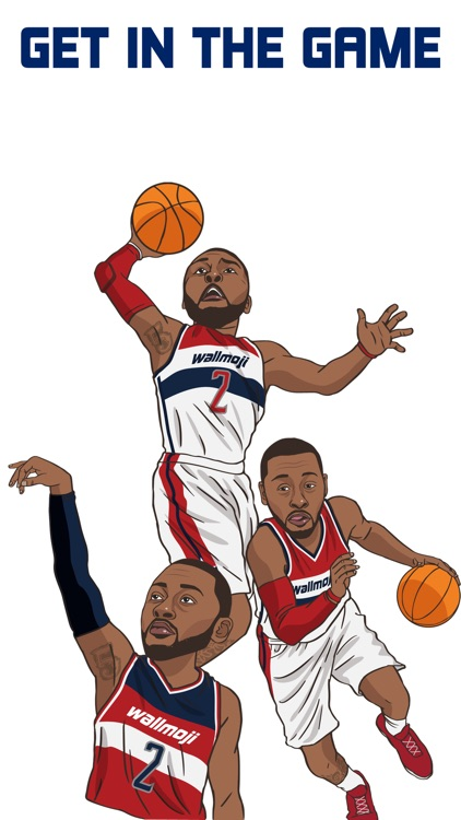 WallMoji by John Wall - Emojis and Stickers