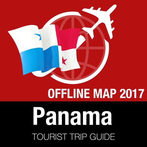 Panama Tourist Guide + Offline Map