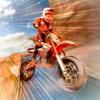 MX 超级摩托车越野赛骑