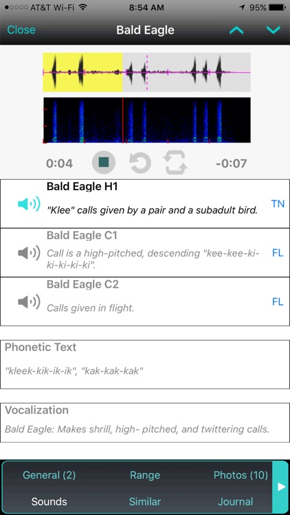 iBird Yard+ Guide to Birds screenshot-4