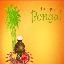 Happy pongal greetings and messages on the app store happy pongal greetings and messages 4 m4hsunfo