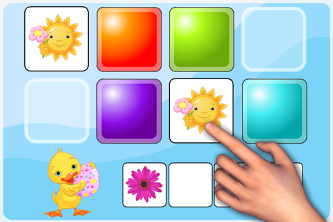 Preschool! Learning Games • Easter Match & Puzzle screenshot 3