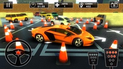 代客停车场博士:模拟器2017年游戏 App 截图