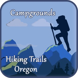 Oregon - Campgrounds & Hiking Trails,State Parks
