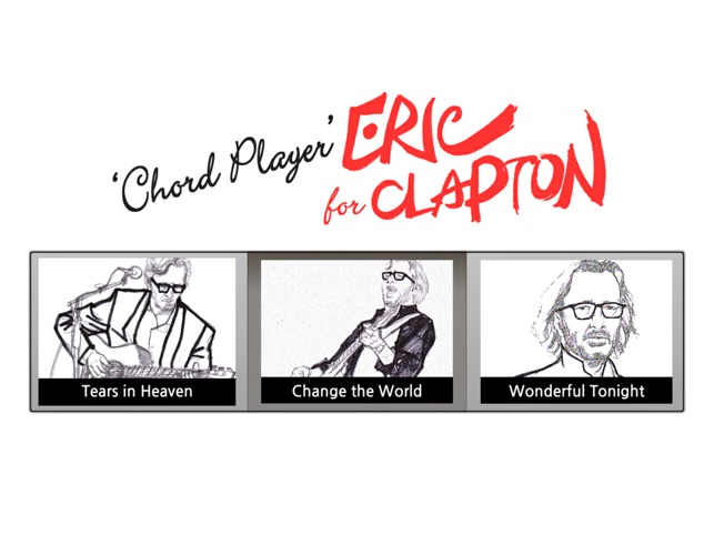 Chord Player - for Eric Clapton on the App Store