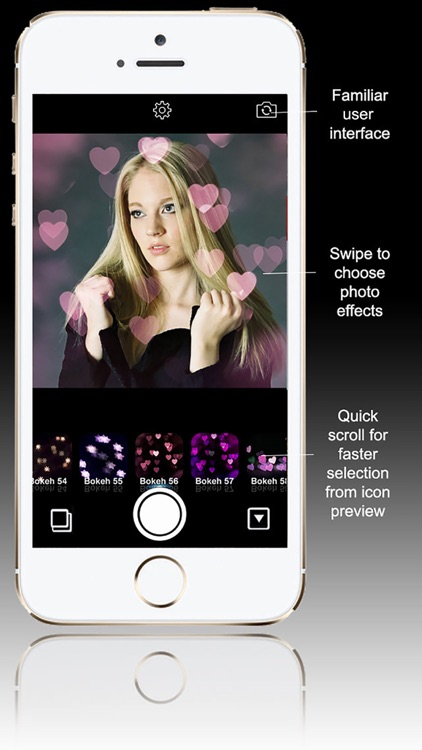 Fotocam Bokeh Camera - Photo Effect for Instagram