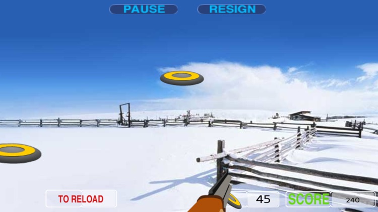 Clay pigeon shooting screenshot-3