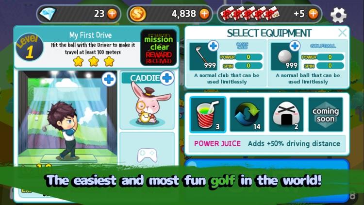 Every Day Golf Mania screenshot-4