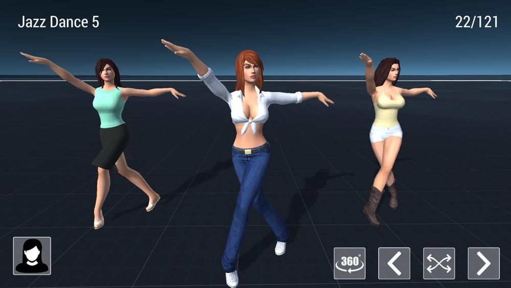 Dancy : Learn 100+ Dance Steps