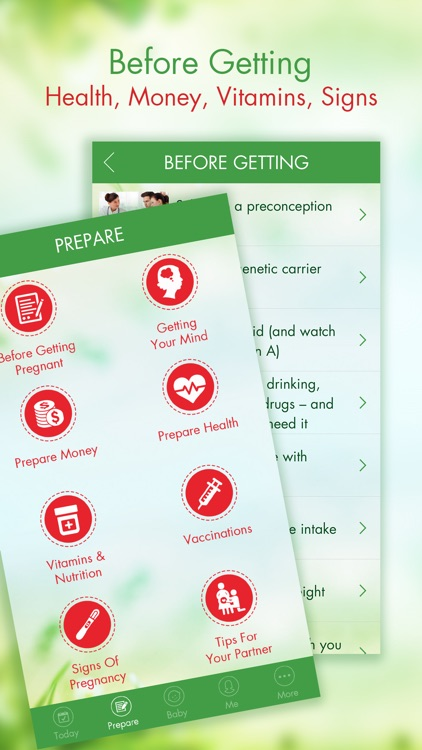 Pregnancy Tracker Pro !! screenshot-3