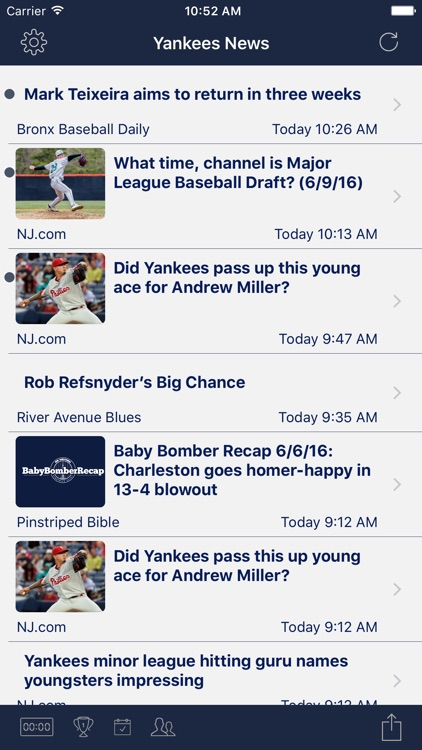 New York Baseball - Yankees edition