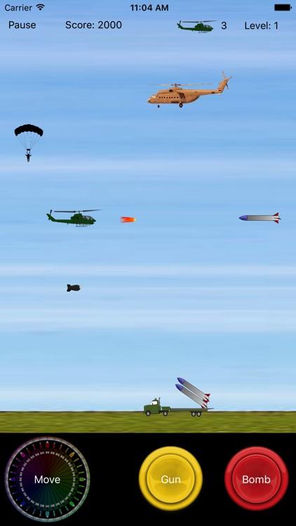 Chopper Mission