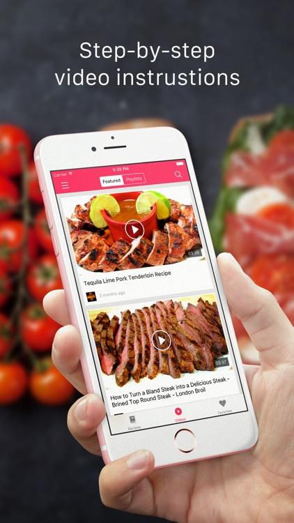 BBQ & Grilling Recipes: Barbecue, Pork chop, ...