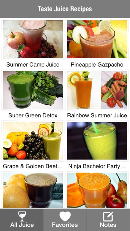 Tasty Juice Recipes