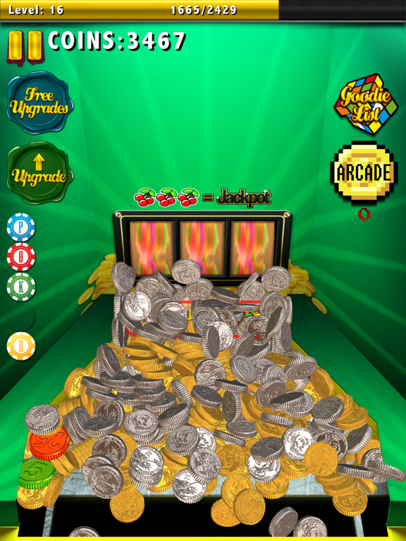 Gold Coin Pusher Pro | App Price Drops