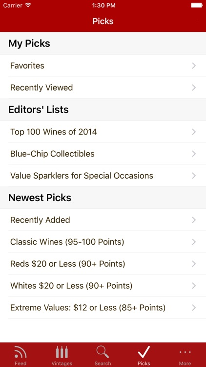 Wine Spectator WineRatings+ screenshot-4