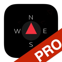 Compass Now Pro - Digital Magnetic North Heading