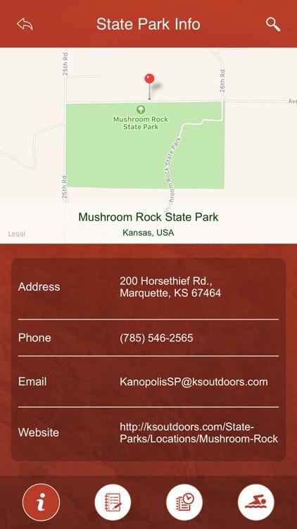 Kansas State Parks, Trails & Campgrounds screenshot-3