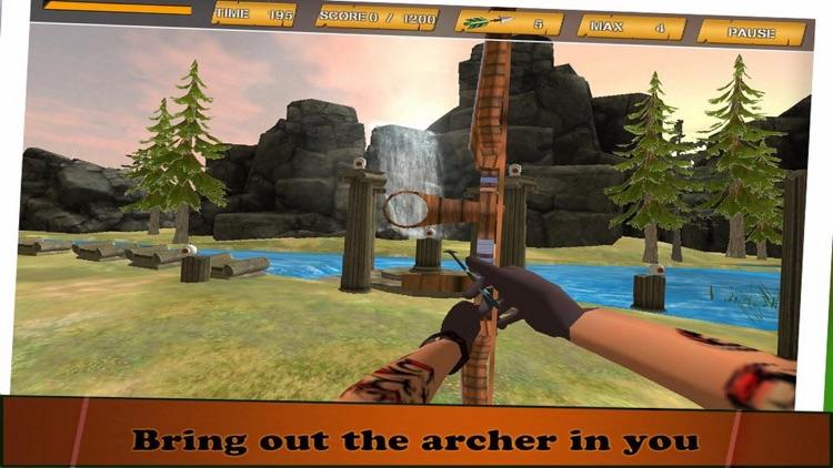 Archery Rex Train Adventure