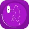 重量プレートの練習&トレーニングトレーニングルーチン