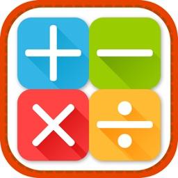 Math Flash Cards Multiplication Games Facts Helper