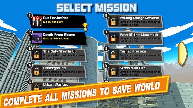 Bullet Strike Combat Ops: Frontline Bravo Blitz screenshot-4