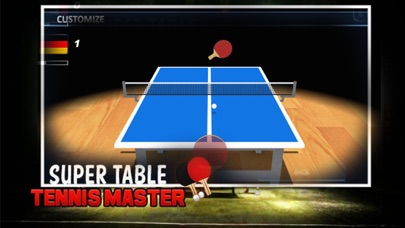 Super Table Tennis Master Free