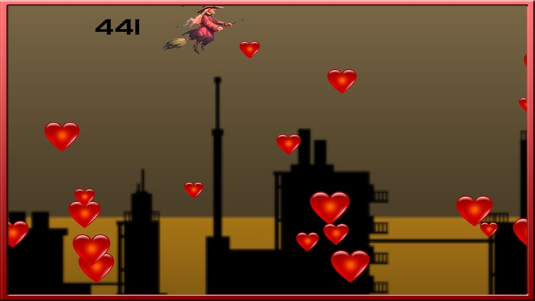 Cute Witch on Valentine Day - Lovely Game for kids