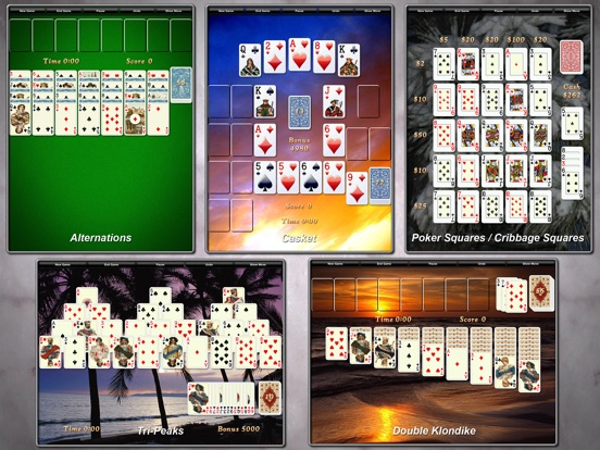 Screenshot #3 for Solitaire City (Ad Free)