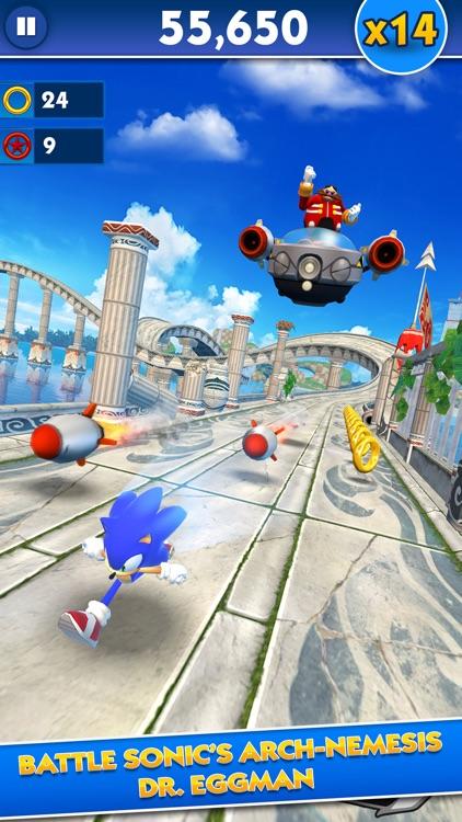 Sonic Dash screenshot-0