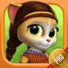 会说话的艾玛猫 PRO - 宠物游戏