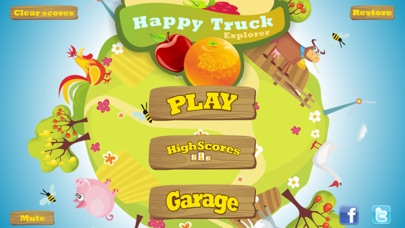 Screenshot HappyTruck: Explorer
