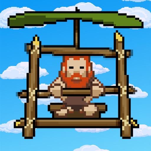 Baixar Barbarian Copter Grátis ~ Melhores Jogos de Aviões para iOS