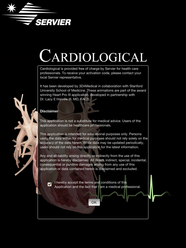 ‎Cardiological Screenshot
