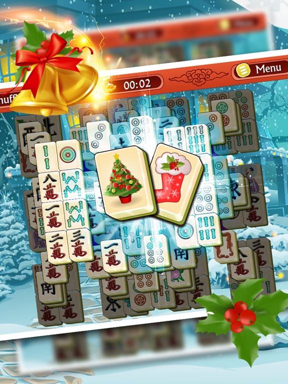 Скачать игру Рождественский Праздник Маджонг - Бесплатные Игры