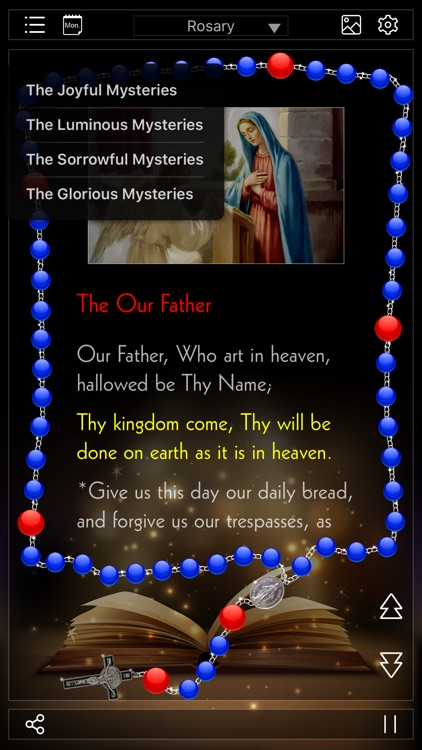 Holy Rosary Audio Deluxe(Rosary and Divine Mercy)