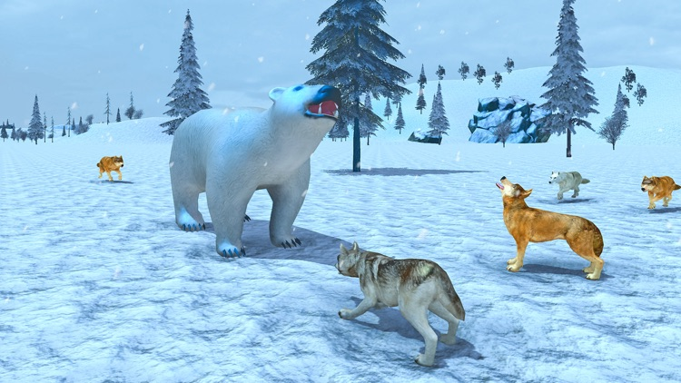 Life of Snow Wolf screenshot-3