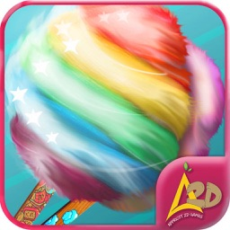 Candy Factory - Floss Bake shop for Girls Cooking