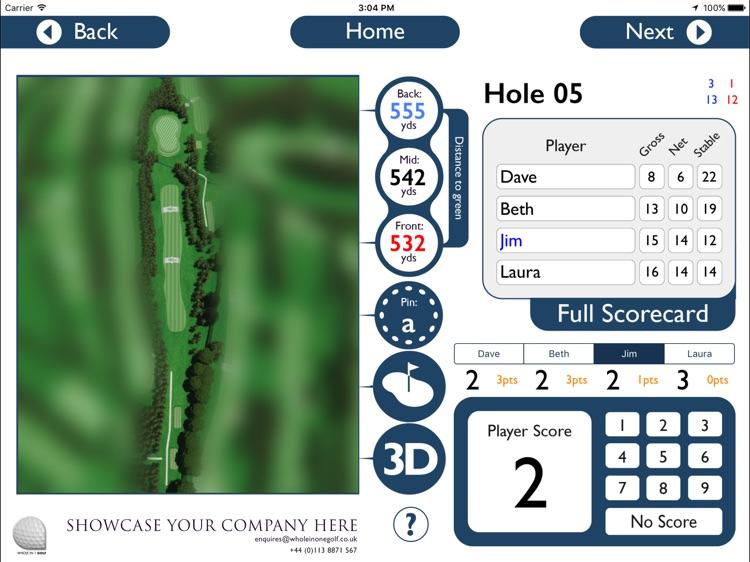 Forest Park Golf Club - Buggy